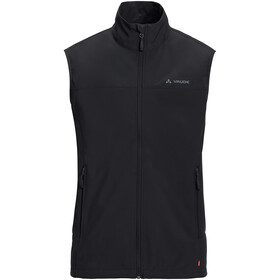 VAUDE Hurricane III bodywarmer Heren, black